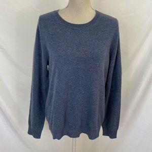 NWT TAHARI 100% 2-PLY Cashmere Women's sweater XL